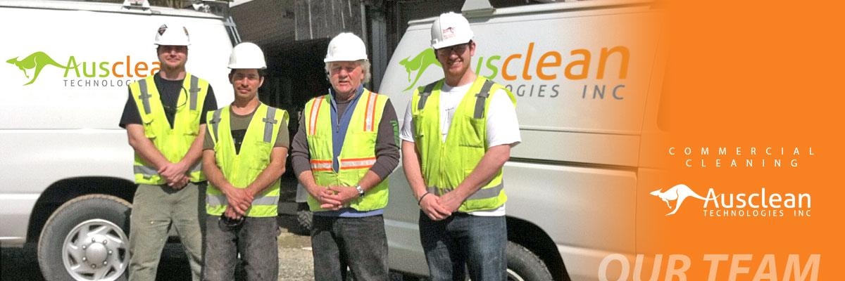 Ausclean Technologies   Our Team